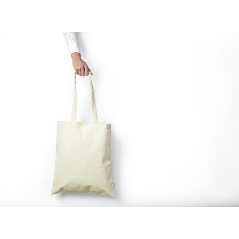 Organic Cotton Shopping Bag · 140g/m²