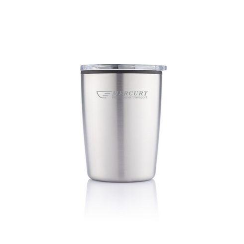Branded Espresso Travel Mug · 160 ml