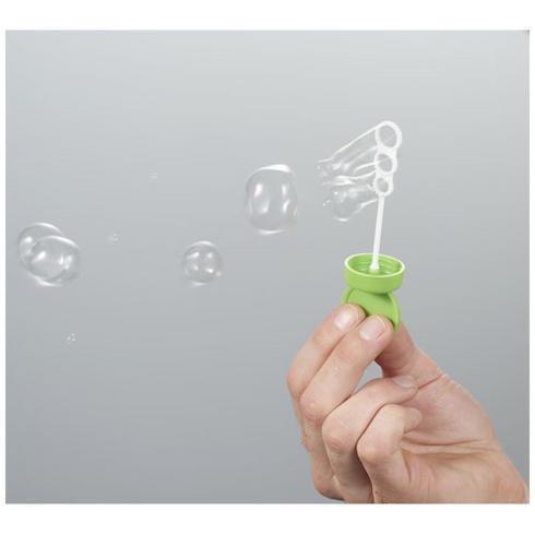 Bubbly bubble dispenser tube