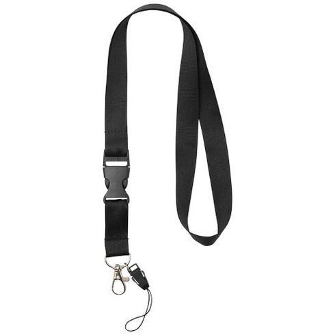 Sagan phone holder lanyard with detachable buckle