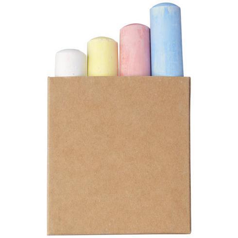 Screech 4-piece chalk set