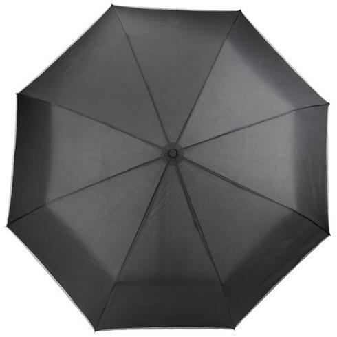"""Luminous 27"""" LED foldable auto open/close umbrella"""