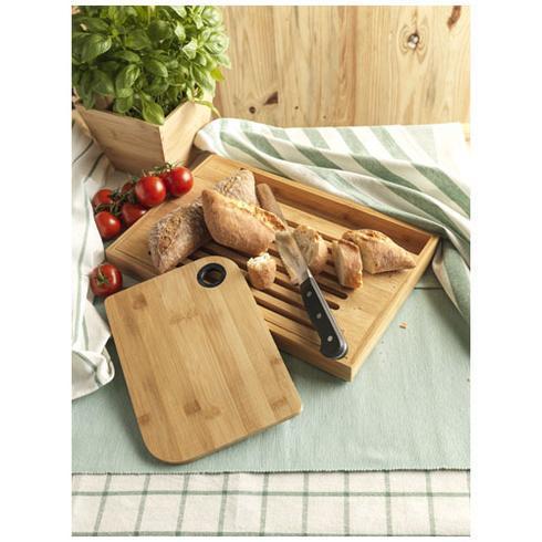 Main wooden cutting board