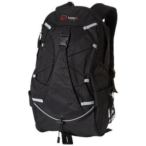 Hikers elastic bungee cord backpack
