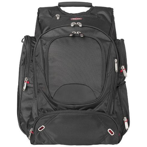 """Proton 17"""" checkpoint friendly laptop backpack"""