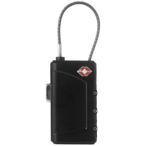 Phoenix TSA luggage tag and lock