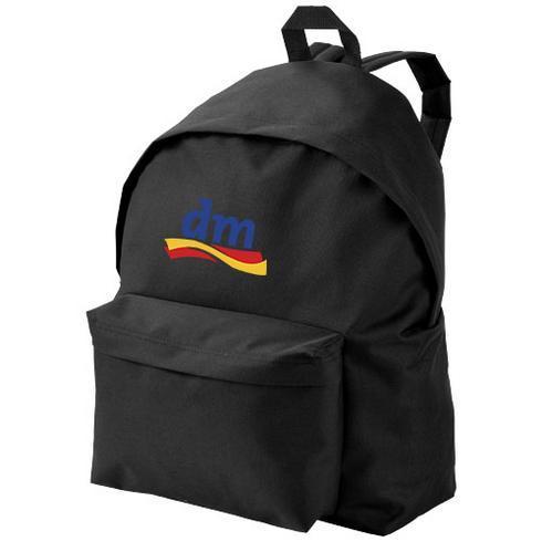 Urban covered zipper backpack