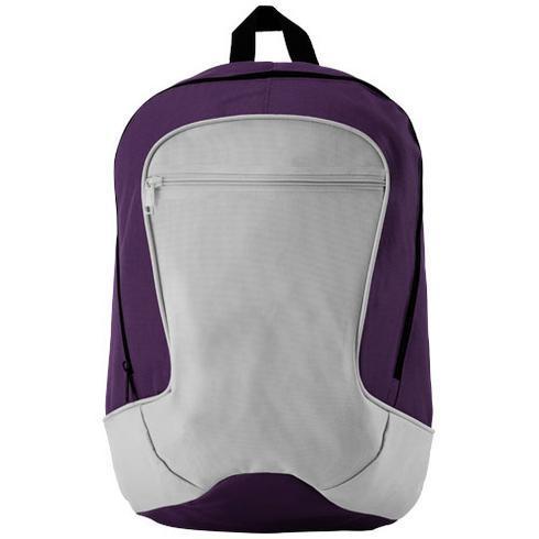 Laguna zippered front pocket backpack