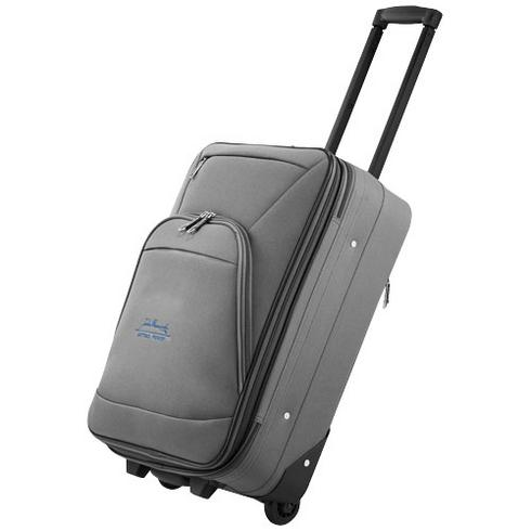 Stretch-it expandable carry-on trolley