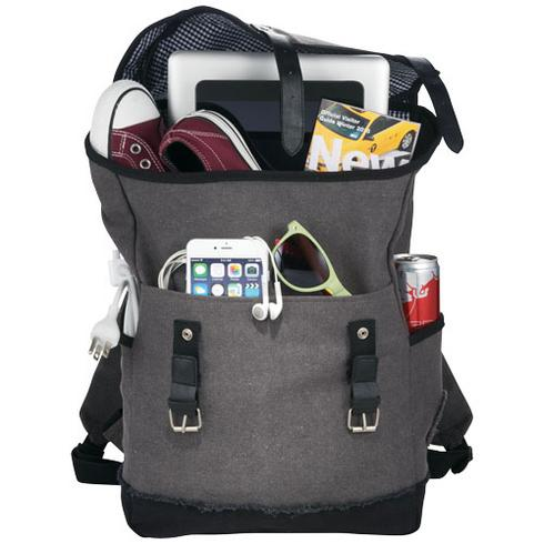 """Hudson 15.6"""" laptop backpack"""