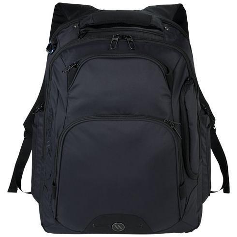 "Rutter 17"" TSA laptop backpack"