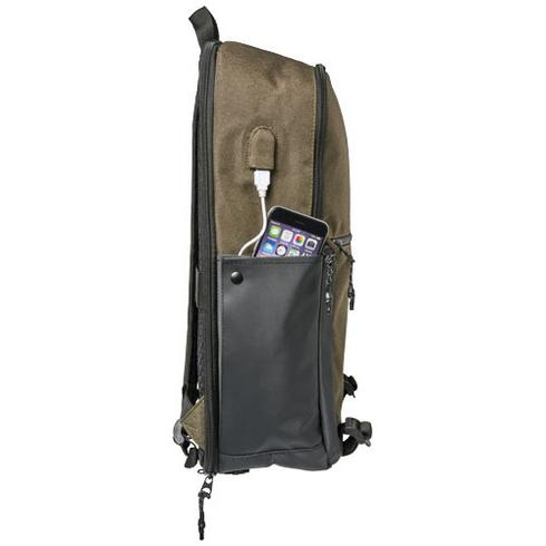 "Datson 17"" laptop backpack"