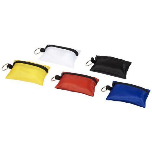 Valdemar 16-piece first aid keyring pouch