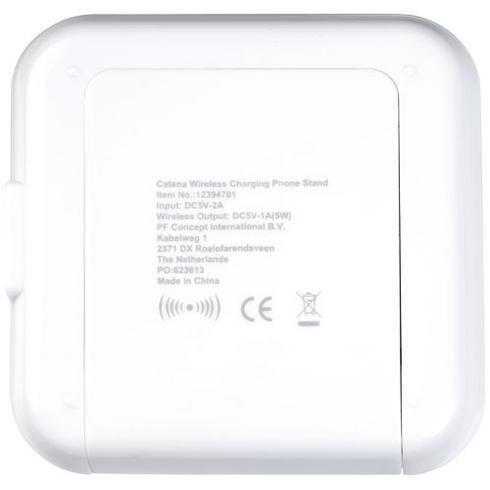 Catena wireless charging phone stand