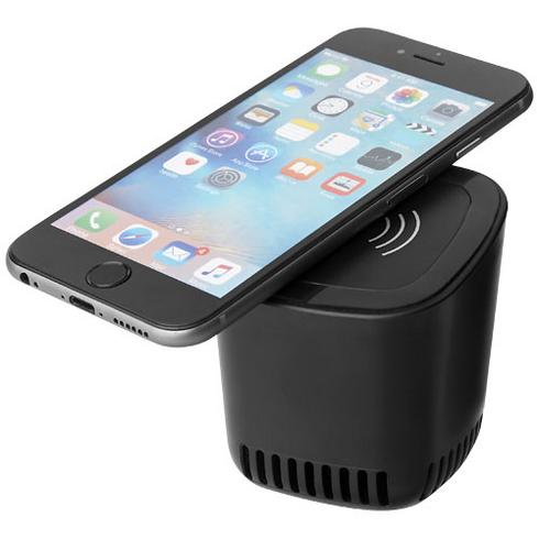 Jack Bluetooth® speaker and wireless charging pad