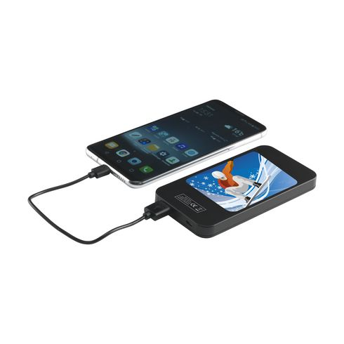 Solar Powerbank 4000 power charger