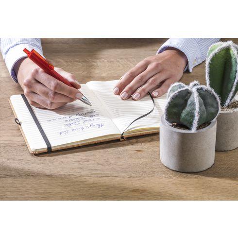 Promotional Pen with 3D Diamond Pattern