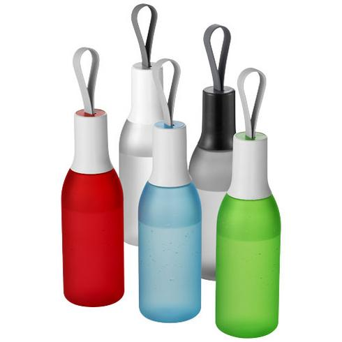 Flow 650 ml sport bottle with carrying strap