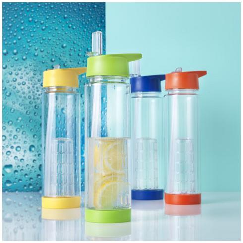 Tutti-frutti 740 ml Tritan™ infuser sport bottle