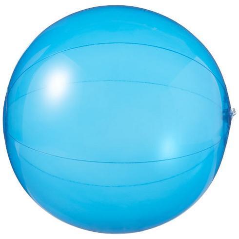 Ibiza transparent beach ball