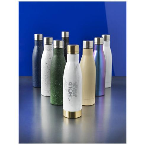 Vasa 500 ml marble copper vacuum insulated bottle