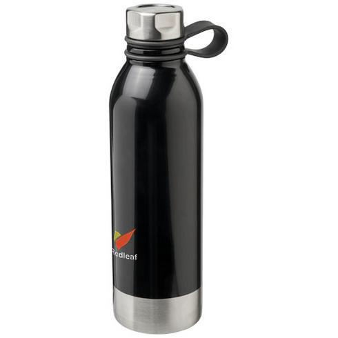 Perth 740 ml stainless steel sport bottle