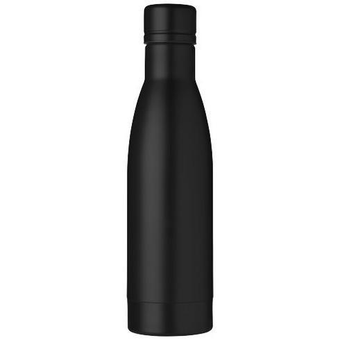 Vasa copper vacuum insulated bottle with brush set