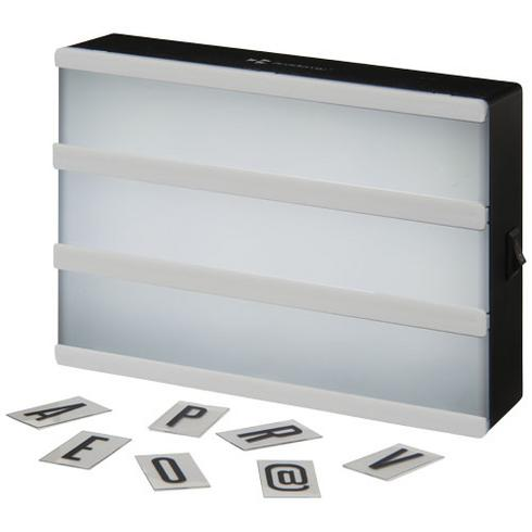 Cinema decorative lightbox medium