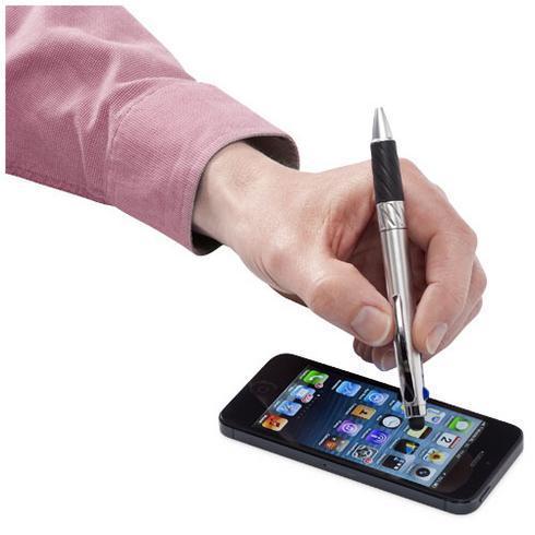 Burnie multi-ink stylus ballpoint pen