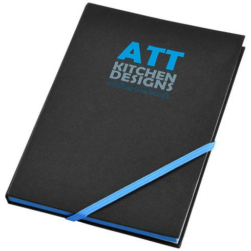 Travers hard cover notebook