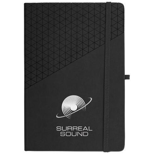 Theta A5 hard cover notebook