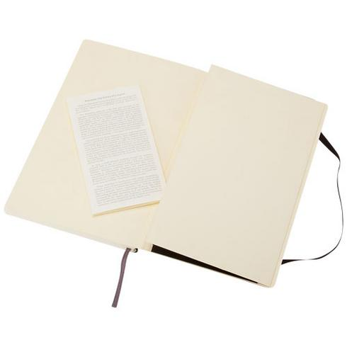 Classic L soft cover notebook - plain