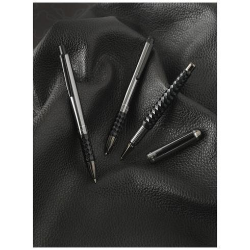 Tactical grip ballpoint pen