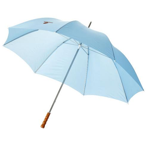 "Karl 30"" golf umbrella with wooden handle"