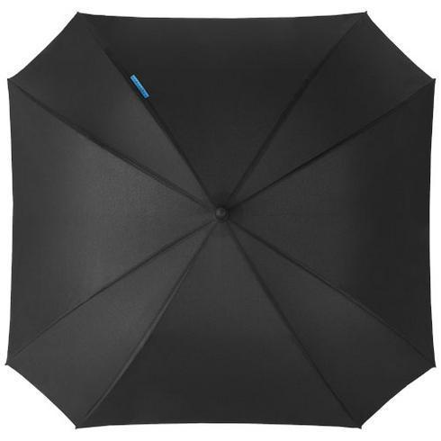 """Square 23"""" double-layered auto open umbrella"""