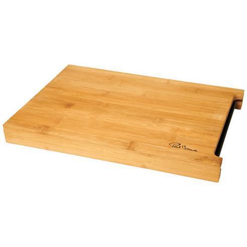 Daelan cutting board with tray
