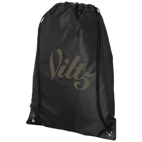 Condor polyester and non-woven drawstring backpack