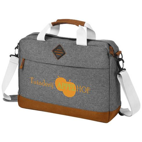 """Echo 15.6"""" laptop and tablet conference bag"""
