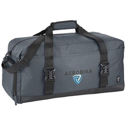 "Day 21"" travel duffel bag"