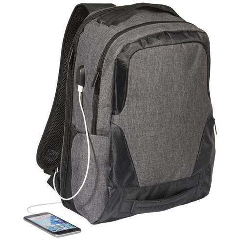 """Overland 17"""" TSA laptop backpack"""