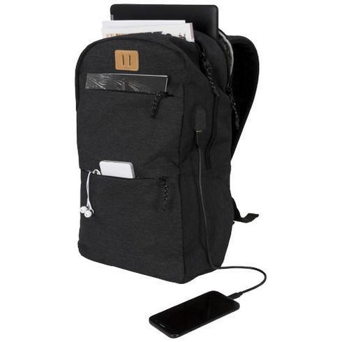 "Cason 15"" laptop backpack"