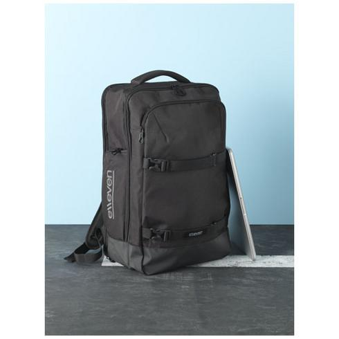 Multi 2-strap laptop backpack
