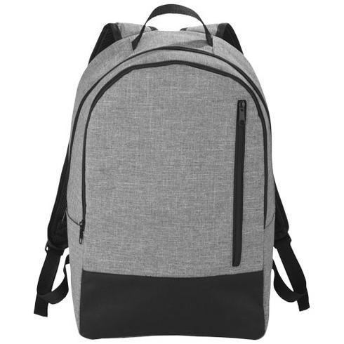 "Grayley 15"" laptop backpack"