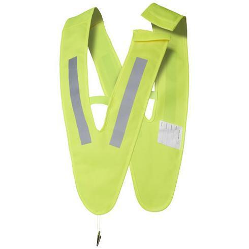 Nikolai v-shaped reflective safety vest for kids
