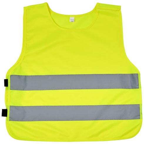 Marie XS safety vest with hook&loop for kids age 7-12