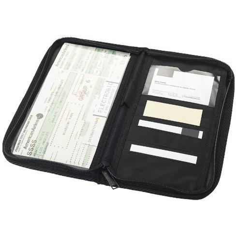 Bilbao travel wallet