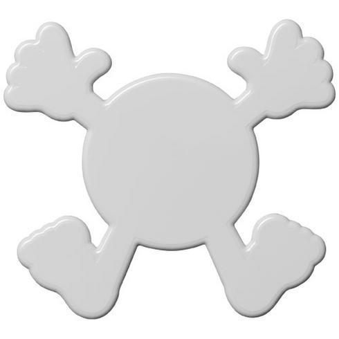 Splatman plastic coaster