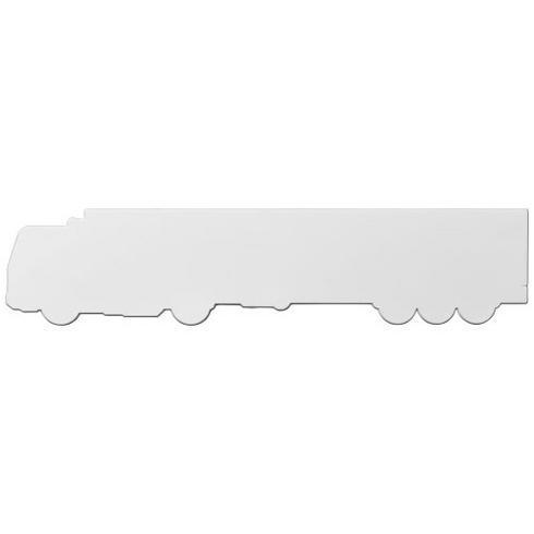 Larry 24 cm lorry shaped plastic ruler