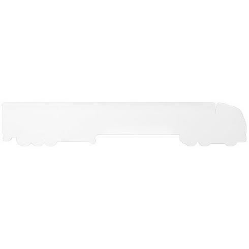Loki 30 cm lorry-shaped plastic ruler