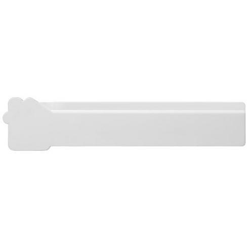 Loki 15 cm house-shaped plastic ruler